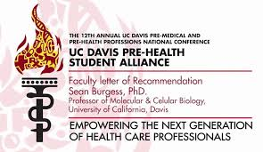 health professions advising center letters of recommendation