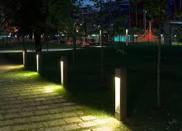 concrete bollard lighting fixtures garden bollard light 4061 1588701 l a n d s c a p e pinterest