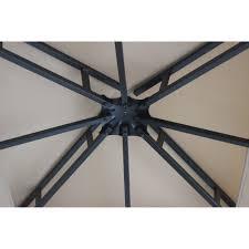 10x10 Metal Frame Gazebo by Mainstays Cabin Garden House 10 U0027 X 10 U0027 Walmart Com