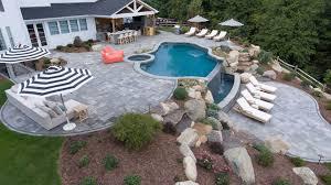 outdoor water features landscape waterfalls u0026 ponds in