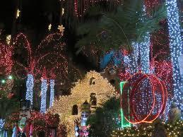 Riverside Christmas Lights Riverside U0027s Mission Inn Festival Of Lights Is Usa Today