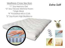Memory Foam Futon Mattress Lucid Snow Memory Foam Futon Mattress With Gel Cool Gel Foam