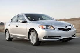 Acura Ilx Performance Used 2014 Acura Ilx Hybrid Sedan Pricing For Sale Edmunds