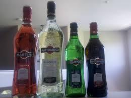 martini drink bottle vermouth myamericandram