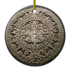 mexico aztec ornaments keepsake ornaments zazzle
