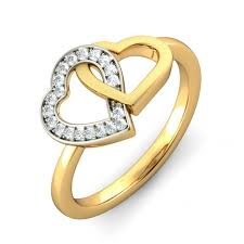 golden heart rings images The marketplace jpg