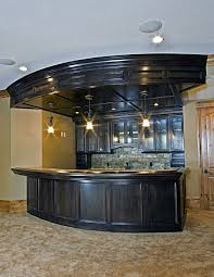 In Home Bars by Modern Ideas For Black Home Bar U2013 Home Design And Decor