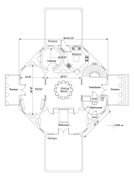 octagon house floorplan a photo on flickriver