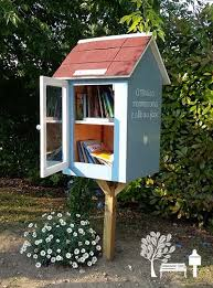 start your own little free library little free library