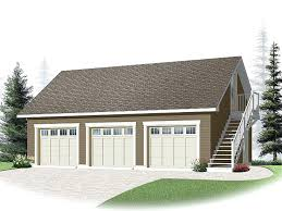 garage loft design with living quarters in the decor and