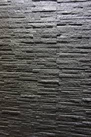 dark grey stone wall cladding for your home interior interior