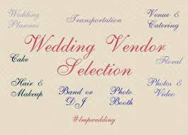 wedding vendors how to select wedding vendors mrs particular