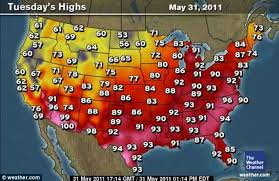 us weather map today temperature journey international plant study 2008 us current