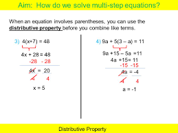 multi step equations with variables on both sides fractions