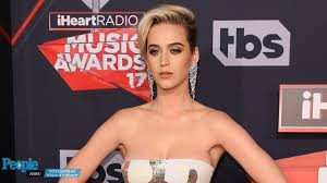 iheartradio music awards 2017 katy perry talks haircut