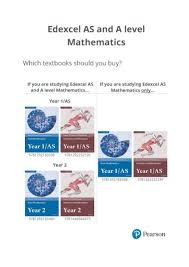 edexcel as and a level mathematics pure mathematics year 1 as