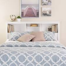size queen white headboards for less overstock com