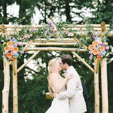 wedding arches hire perth wedding club rustic arches