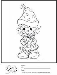 precious moments valentine coloring pages intended to invigorate