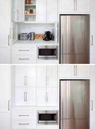 What Is The Space Above Kitchen Cabinets Called Kitchen Design Idea Store Your Kitchen Appliances In An