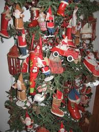 216 best vintage santa containers images on