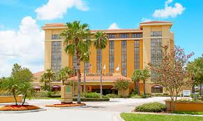 Orlando Fl Zip Code Map Hotel Embassy Suites By Hilton Orlando Fl Booking Com
