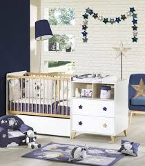 chambre bebe bebe9 lit combiné évolutif 60x120 90x190 oslo étoile vente en ligne