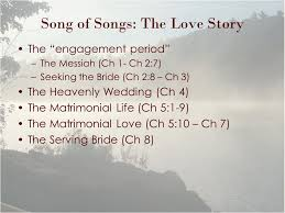 Theme Song For Seeking Song Of Songs The Messiah Among The Poetic Books Of The Holy