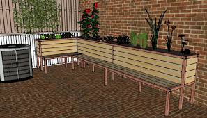 simple outdoor bench seat plans top woodworking projects