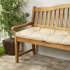 Bench Cushions For Outdoor Furniture by Wayfair Basics Wayfair Basics Outdoor Bench Cushion U0026 Reviews