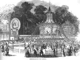 vauxhall gardens today victorian london entertainment and recreation gardens and spas