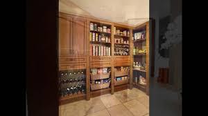 corner kitchen pantry cabinet youtube