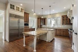 Kitchen Island With Table Extension by Open L Shaped Kitchen Island With Table Top Islands Seating With