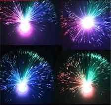 fiber optic night light ebay