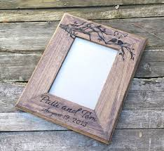Personalized Wedding Photo Frame The 25 Best Personalized Photo Frames Ideas On Pinterest Photo