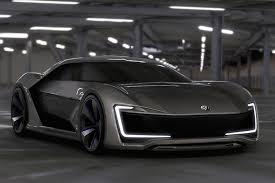 volkswagen supercar stunning volkswagen sports car concept wants us to look towards