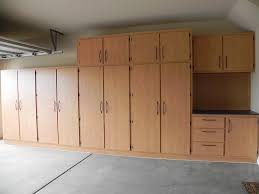Garage Cabinet Doors Simple Plywood Garage Cabinets Www Allaboutyouth Net