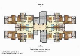 2bhk floor plan lodha palava city floor plan