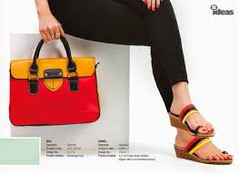Comfortable Shoes For Girls Latest Handbags And Shoes Collection For Girls By Gul Ahmed From