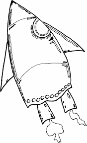 alien coloring pages spacecraft with for kids printable free spacecraft spaceship