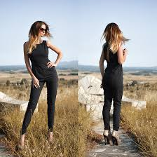 sammydress black friday tamara bellis sammydress black summerjumpsuit topshop high