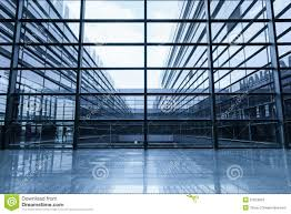 window and glass curtain wall stock images image 27673924