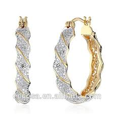 gold earrings for women images china saudi gold design earring for women gold drop 24 carat gold