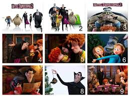 hotel transylvania cake toppers personalised hotel transylvania edible cake topper wafer paper