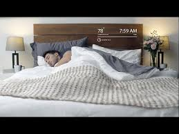 eight the world s first mattress cover that makes any bed smart