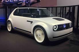 Honda Urban Honda Urban Ev Concept Hints At 2019 Production Car Carbuyer