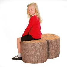 buy woodland tree stumps bean bags tts