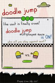 doodle jump doodle jump goes multiplayer techcrunch