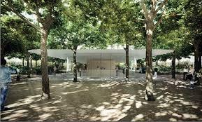 drawings reveal new buildings inside apple u0027s u0027spaceship u0027 campus