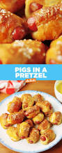 best pigs in a pretzel recipe how to make pigs in a pretzel